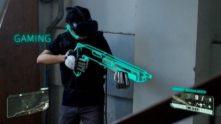 Dexmo VR – ta rękawica VR może wiele zmienić -