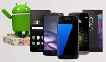 Smartfony z Android 7.x. Podsumowanie po kilku miesiącach -