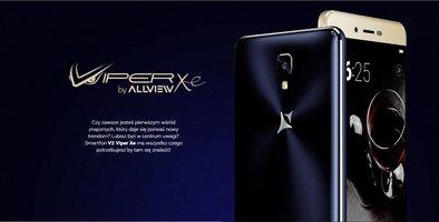Allview V2 Viper Xe. Ładny i przyzwoicie wyposażony smartfon -