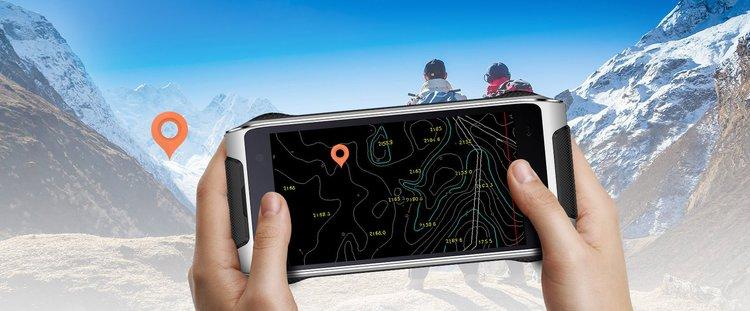 HOMTOM HT20 Pro. Wytrzymały smartfon z ekranem 4.7″ -