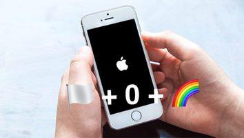 Jak zablokować iPhona? Wystarczy SMS z trzema znakami -