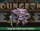 Darmowe Dungeon Keeper gra na Androida gra na iOS komiksowa grafika RTS strategia android