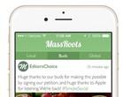 AppStore Darmowe marihuana MassRoots