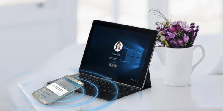Samsung Flow to nowy sposób na bezpieczeństwo Windows 10 -