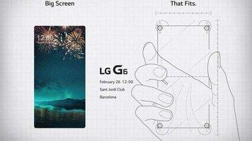 LG G6 w pełnej krasie! Jak wygląda przy LG G5? -