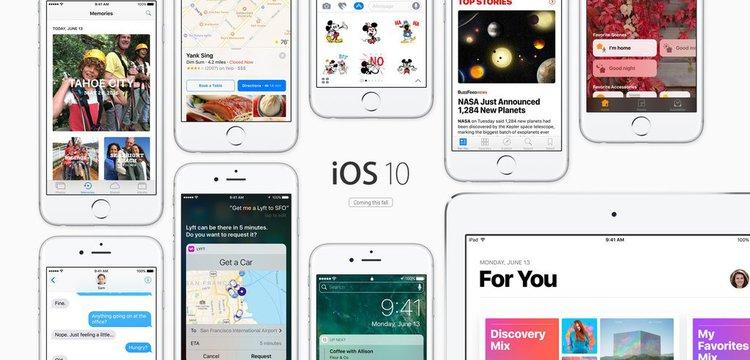 Najnowsze statystyki nie kłamią. iOS 10 przyjął się lepiej niż poprzednie wersje - iOS