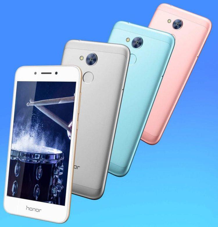 Honor 6A. Tani smartfon z 3 GB RAM, czujnikiem biometrycznym i Nougatem -
