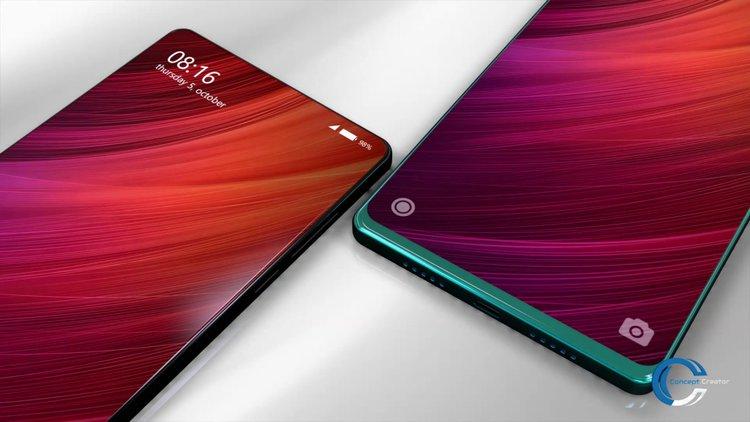 Xiaomi Mi Mix 2 i Mi Note 3 otrzymają ekran AMOLED od Samsunga -