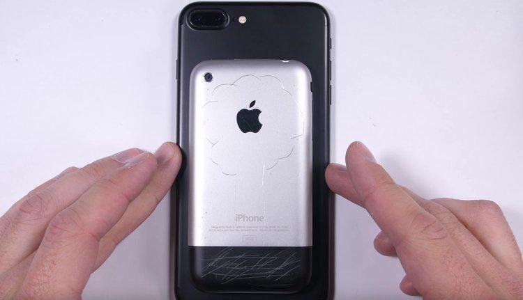 Jak bardzo wytrzymały był iPhone 2G? (wideo) -