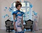 haute couture Intel inteligentna sukienka sukienka