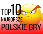 maniaKalny TOP najgorsze polskie gry