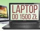 Najlepsze laptopy do 1500 zł