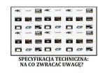 Kupujemy telewizor Panasonic: jak czytać specyfikację techniczną?