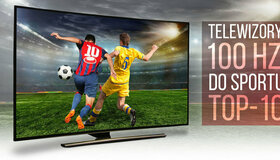TOP10 telewizory 100hz