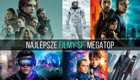 najlepsze filmy SF