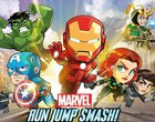 endless runner gra na Androida gra na iOS Iron Man marvel spiderman thor