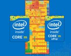 dwurdzeniowy procesor Intel Core M Intel Core M-5Y10c Intel Core M-5Y31 Intel Core M-5Y51 Intel Core M-5Y71 Intel HD Graphics 5300 nowe procesory