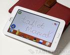 7-calowy wyświetlacz dwurdzeniowy procesor niższa cena tani tablet z Androidem