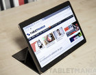 Aspect Ratio 4:3 proporcja obrazu 4:3 tablet Samsunga z proporcją obrazu 4:3