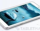 4-rdzeniowy procesor 5-megapikselowy aparat główny 8-calowy wyświetlacz Android 4.3 Jelly Bean ARM Qualcomm Snapdragon 400 Honor T1 w sprzedaży