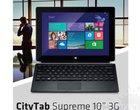 10.1-calowy tablet z Windows 8.1 z Bing 10.1-calowy wyświetlacz 4-rdzeniowy procesor Intel Atom Z3735D modem 3G niższa cena nowa wersja