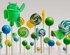 aktualizacja oprogramowania Android 5.1 Lollipop