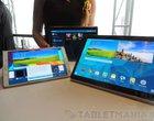 8-calowy wyświetlacz 8-megapikselowy aparat 9.7-calowy wyświetlacz Android 5.0.2 Lollipop ekran 4:3 modem LTE Samsung Exynos 5433 Samsung Exynos 7420