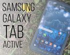 Samsung Galaxy Tab Active - test tabletu