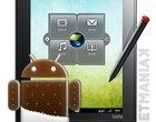 aktualizacja Android 4.0 Ice Cream Sandwich Android Honeycomb ARM Cortex A9 Corning Gorilla Glass dotykowy ekran ekran pojemnościowy HDMI IPS NVIDIA Tegra 2 WiFi