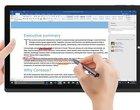 11.6-calowy wyświetlacz dual OS Intel Atom x7-Z8700 wydajny tablet