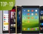 TOP10 tablet z Chin