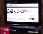 Mali-400 MP4 Rockchip 3066 tablet budżetowy tablet z IPS tani tablet wydajny tablet