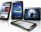 3G aktualizacja systemu Android Gingerbread ARM Coretx-A8 dotykowy ekran ekran pojemnościowy PowerVR SGX540 Samsung Hummingbird WiFi