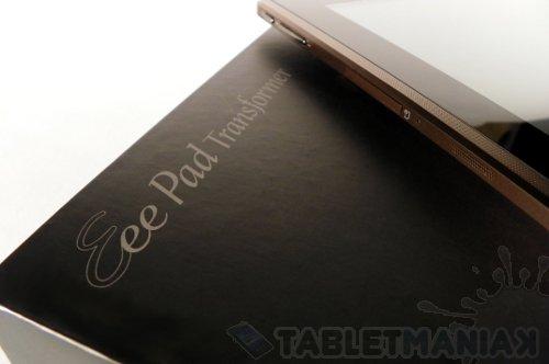 Asus Eee Pad Transformer / fot. tabletManiaK
