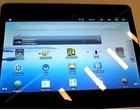 8-calowy ekran Android 2.3 Budżetowy tablet