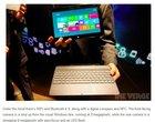 10.1-calowy ekran Computex 2012 NVIDIA Tegra 3 Windows 8 RT