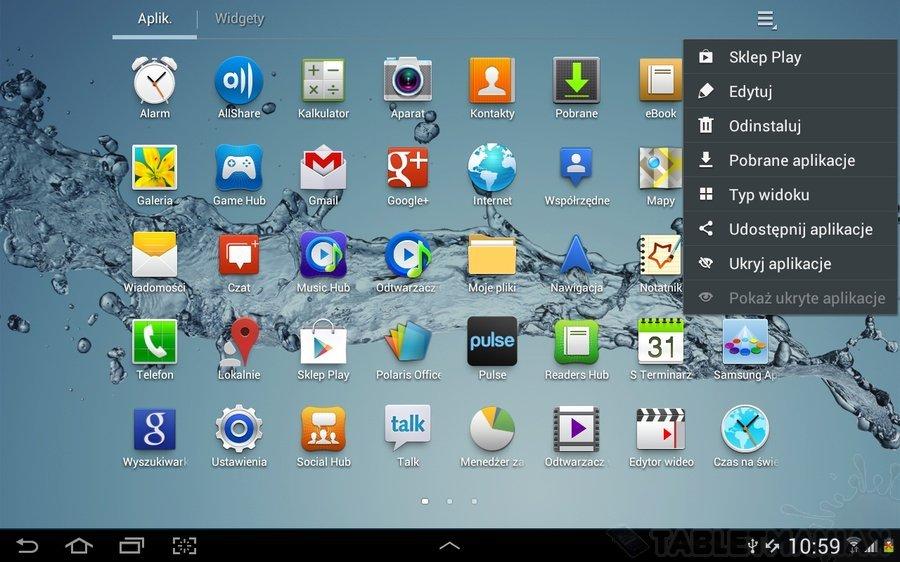 Samsung P6800 Firmware Update