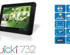 7-calowy tablet Android 4.0 Ice Cream Sandwich jednordzeniowy procesor