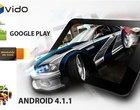7-calowy ekran Android 4.1 Jelly Bean dwurdzeniowy procesor Rockchip RK3066