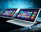 11.6-calowy ekran Intel Core i5 Ivy Bridge premiera SSD