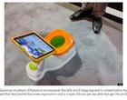 akcesoria dla iPad'a CES 2013 stacja dokująca
