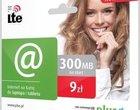 internet na kartę LTE modem LTE