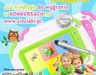 5-calowy tablet dla dzieci TeddyTab od OVERMAX