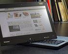 alternatywa dla Ultrabooka hybryda tabletu z ultarbookiem Intel Core i5-3317u Intel HD Graphics 4000 Ultrabook z ekranem dotykowy zaczynamy testy