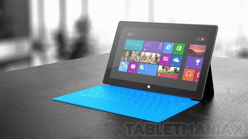 Microsoft Surface RT / fot. Microsoft