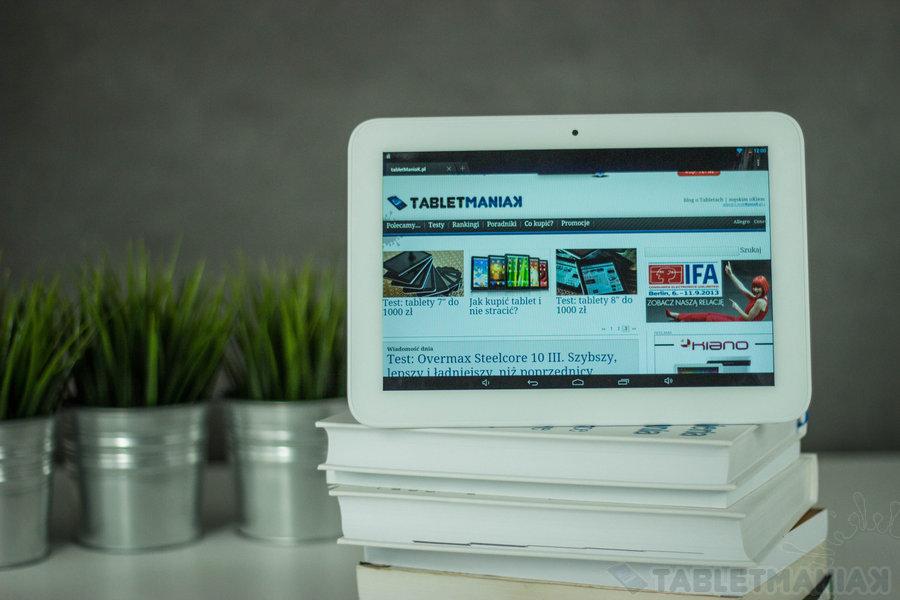 Modecom FreeTAB 1004 IPS X4 / fot. tabletManiaK.pl