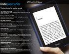 czytnik z ekranem dotykowym czytnik z podświetleniem Kindle