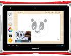12-calowy wyświetlacz 8-calowy ekran DreamTab DreamWorks tani tablet