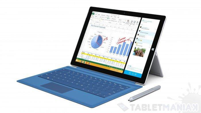 Microsoft Surface Pro 3 / fot. Microsoft