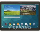 Samsung Galaxy Tab S 10.5 render Sony Xperia Tablet Z2 render